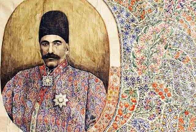 حسن خان شاهرخی