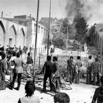 آتش مسجد جامع کرمان