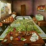 انیمیشن قالیچه جادویی
